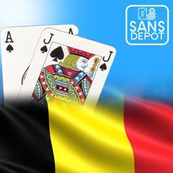 Blackjack sur les sites de casino de Belgique